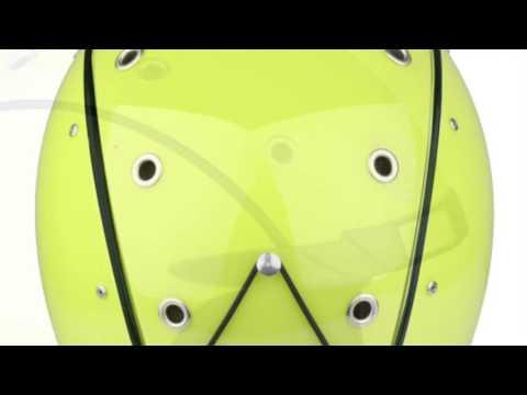 Bogner Ski Helmet Pure in Lime