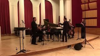 Carnegie Mellon University Baroque Ensemble - Handel: Volate