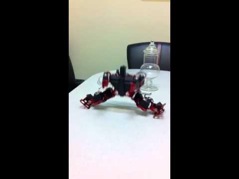 Saber1 Robot