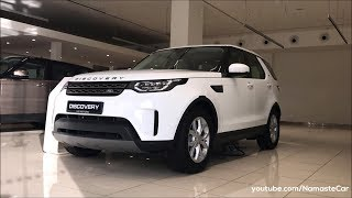 Land Rover Discovery L462 2018   Real-life review