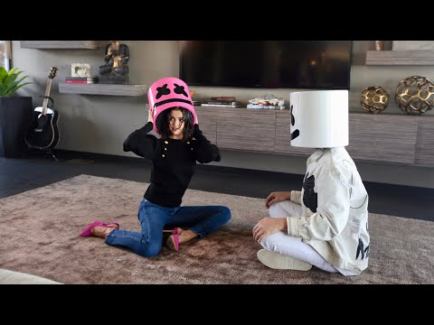Selena Gomez x Marshmello - Wolves (Official Vertical Video)