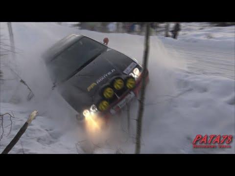 Omatalo Ralli 2020, Sonkajärvi