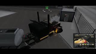 American Truck Simulator Ep 2 Slippery Stair's Tanker Trailers