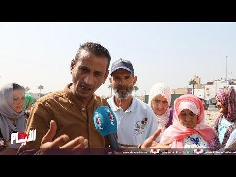خطير..مواطن مقهور يفجرها في وجه السلطات بولد هرس