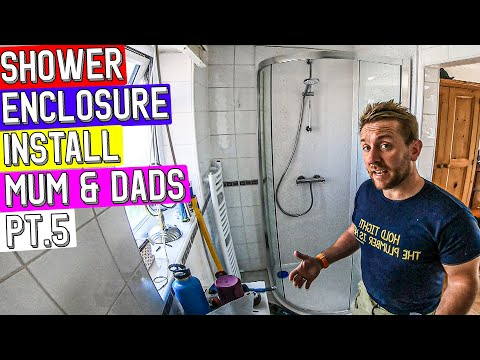 MUM AND DADS SHOWER MAKEOVER PART 5