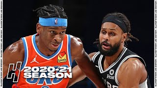 San Antonio Spurs vs Oklahoma City Thunder - Full Highlights | January 12, 2021 | 2020-21 NBA Season