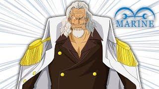 10 Geheimnisse der Marine! One Piece Fakten