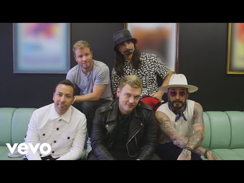 Backstreet Boys - Don't Go Breaking My Heart (Behind The Scenes)