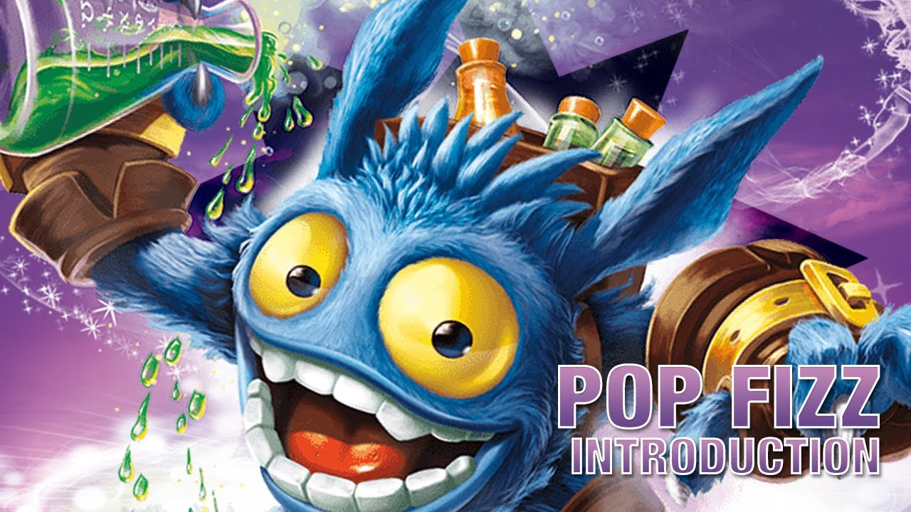 Skylanders Pop Fizz, Super Gulp - Swap Force Series 84672888