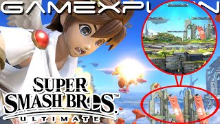 Smash Bros. Ultimate: Older Battlefield Features in Latest Sakurai Post + Warframe Gets a Spirit?!