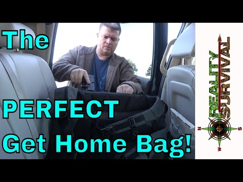 The Perfect Get Home Bag! Maxpedition Entity 35 L