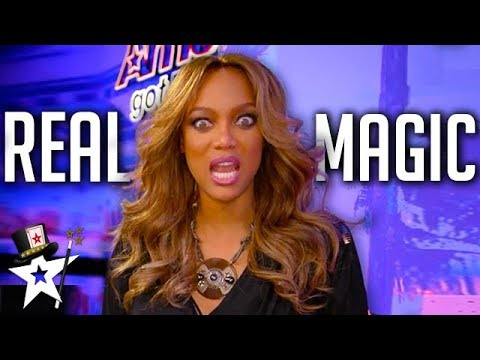 Every MAGICIAN Audition on American's Got Talent 2017 | Magician's Got Talent