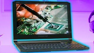 Liquid Metal Laptop Cooling – 20C LOWER!
