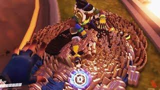 Overwatch - Unbelievable Crazy Bugs