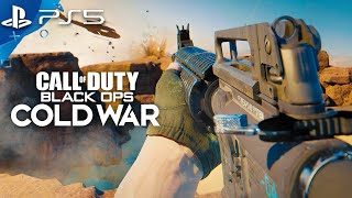FIRST DETAILS on Black Ops Cold War PS5 GAMEPLAY FEATURES! (PlayStation 5)