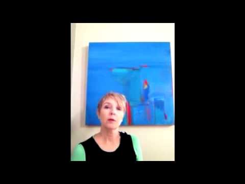 Introducing Artist Myra Mitchell in 60 Seconds