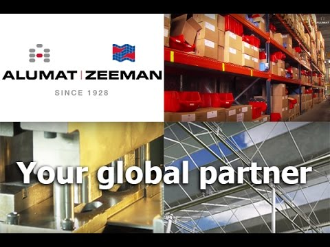 Alumat | Zeeman -  Supplier of Greenhouse Parts and Systems