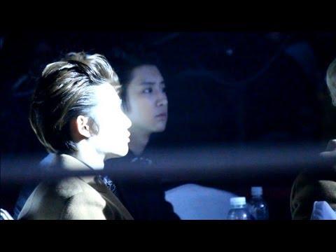 [HD Fancam] 130131 EXO-K full reactions to 2NE1