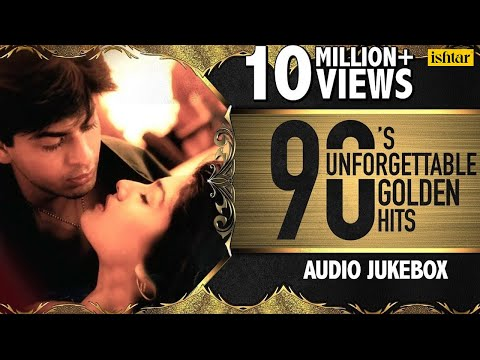 90's Unforgettable Golden Hits | Evergreen Romantic Songs Collection | JUKEBOX | Hindi Love Songs