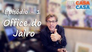 MIX PALESTRAS   Jairo De Sender   De Casa Em Casa   Episódio 1