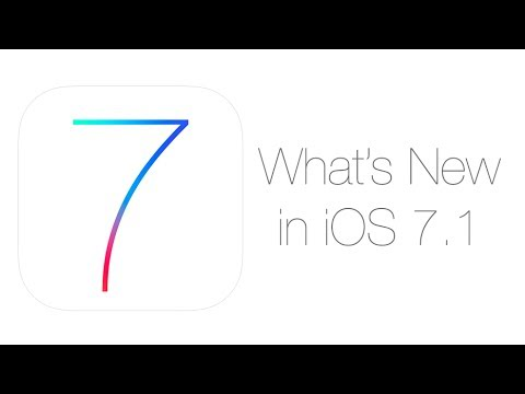 What's new in iOS 7.1? Safe for Jailbreak? New Features!
