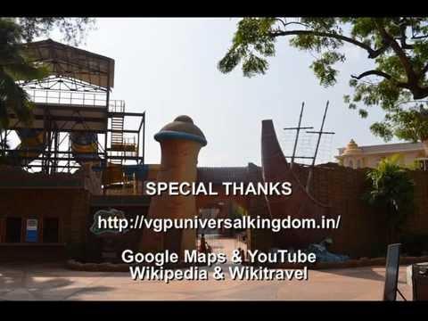 Pictures of VGP Universal Kingdom - Golden Beach - Amusement park, Chennai, TN, India