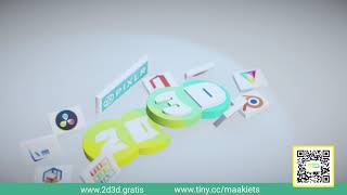2D3D Top 10 tools...welke krijgen een ere plek op de site?