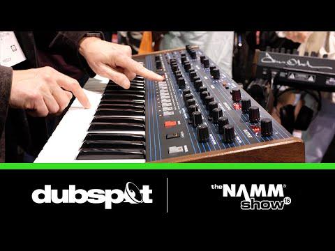 NAMM 2016: Dave Smith Instruments OB-6 Analog Synthesizer