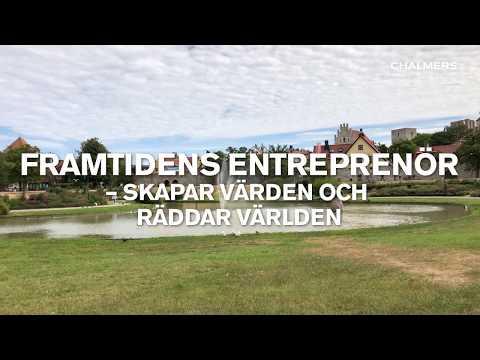 Almedalen 2018 – Framtidens entreprenör
