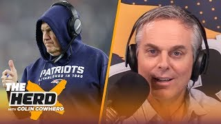 The Bucs are checking all boxes for Tom Brady, Colin knows Pats have a plan | NFL | THE HERD