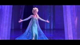 La reine des neiges :  teaser VO