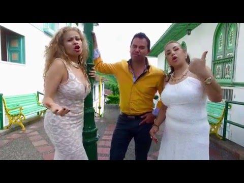 Las Hermanitas Calle ft Jhonny Rivera-La Jarretona
