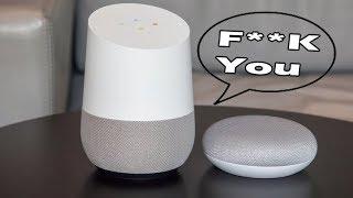 Top 10 Google Home Fails( Google Home Mini Fails)