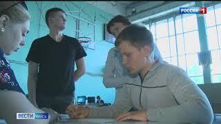 В Омске пик поступающих в техникумы и колледжи