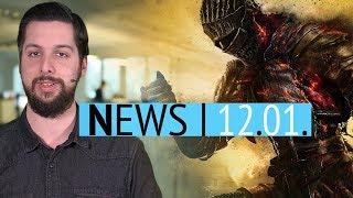 Dark Souls 1 Remastered - Hyrule Warriors für die Switch - News