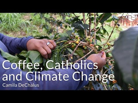 Coffee, Catholics and Climate Change