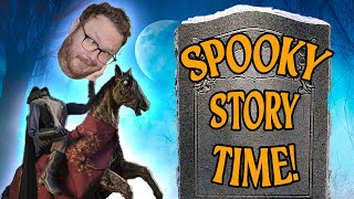 Real Life Scary Story Time - Dude Soup Podcast