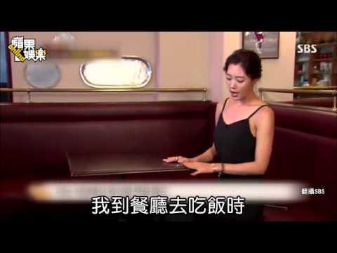 D奶美臀女神 克拉拉狂練「蘋果屁屁」--蘋果日報 20140710