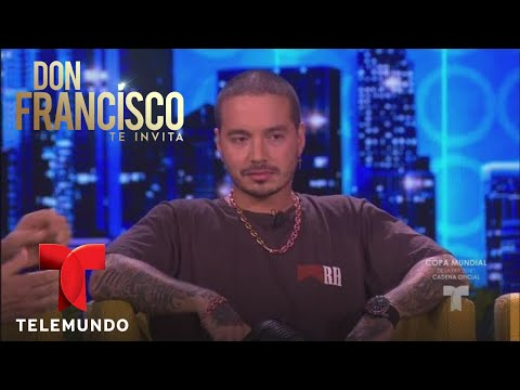 Entrevista exclusiva de J Balvin | Don Francisco Te Invita | Entretenimiento