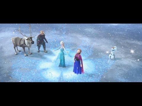 Disney's Frozen Holiday Trailer