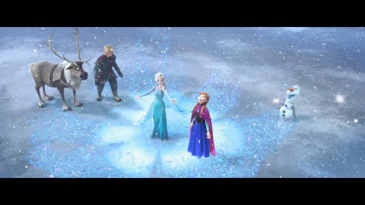 Disney S Frozen Holiday Trailer Youtube