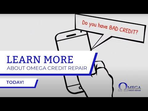 Omega Credit Repair - OmegaCreditRepair.com