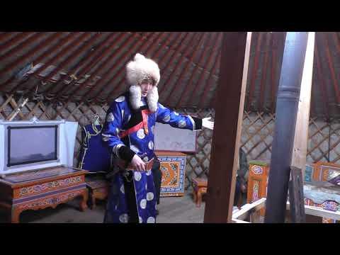 Как живут монголы Монгольская юрта photo
