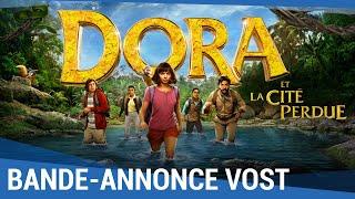 Dora et la cité perdue :  bande-annonce finale VOST