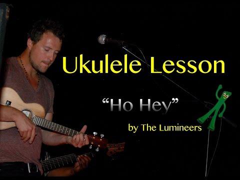 Baixar The Lumineers - Ho Hey - Ukulele Tutorial