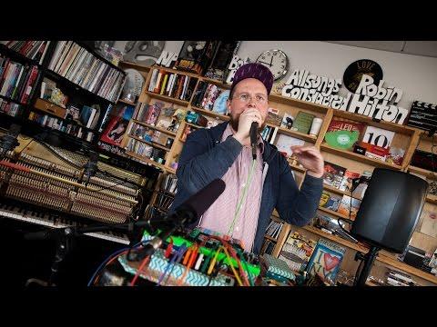 Dan Deacon: NPR Music Tiny Desk Concert