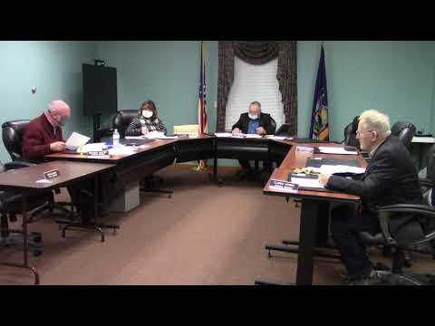 Champlain Town Board Meeting  2-9-21