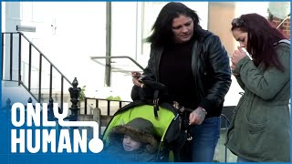 Single Mother of 10 Children by 5 Men Claims Thousands | Benefits Britain S2 Ep10 | Only Human