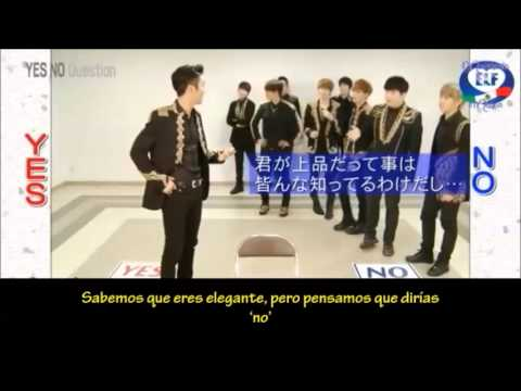 Super Junior Yes/No Question (Sub. Español)