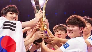 South Korea wins Overwatch World Cup 2018